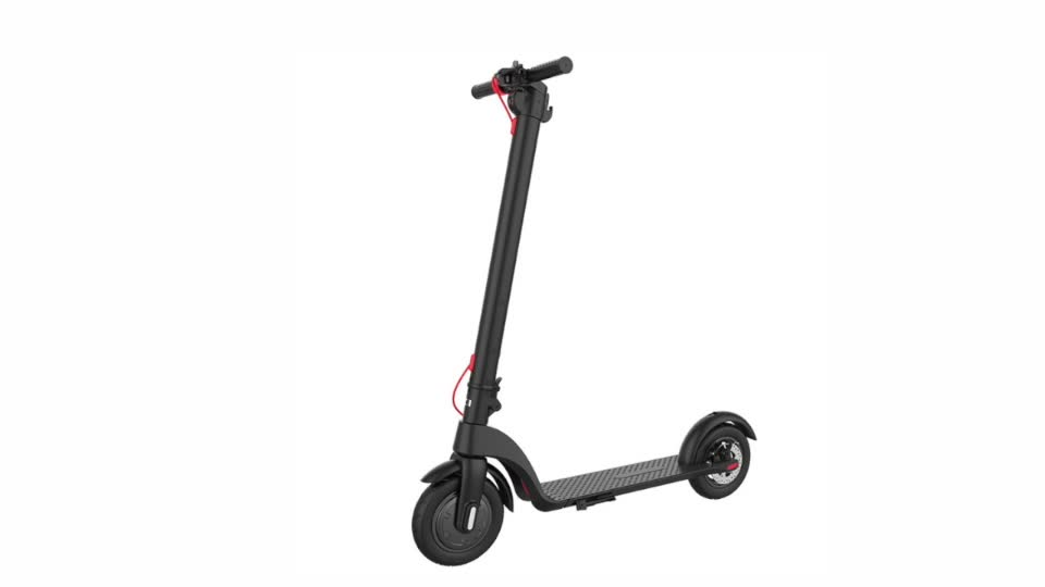 """NEW 8"""" max 50KM mileage 400W electric scooter with APP control 36V electric scooter for adult"""