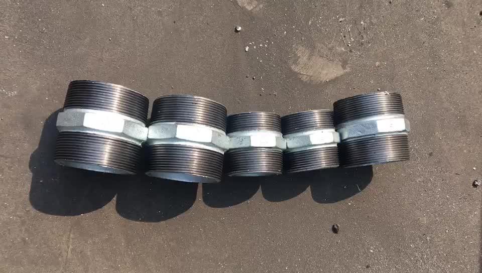 China Gietijzer Pijp Tepel Fabricage Met Fm Ul Ce Iso Certificaat