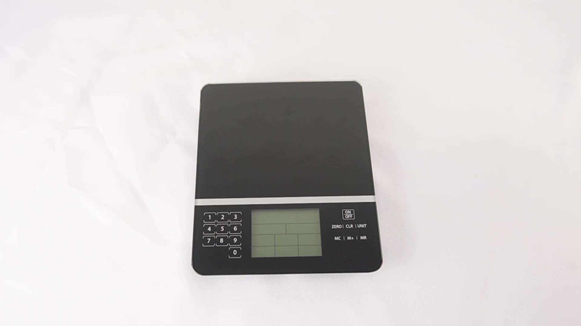 Large LCD display Electronic 5kg Food Weighing Scales Nutritional Data food code Coffee Scale Digital Nutritional Scale