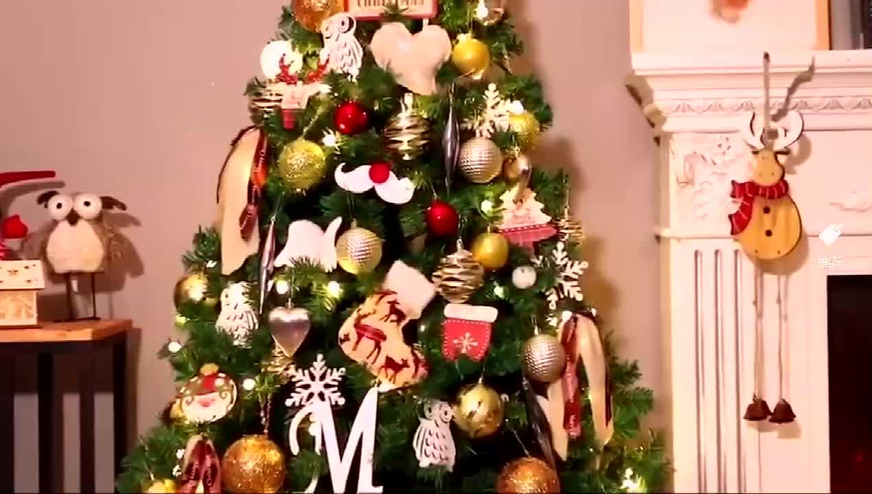 Hot-selling massaal Kerst Decoratie Kerstboom pvc kerstboom