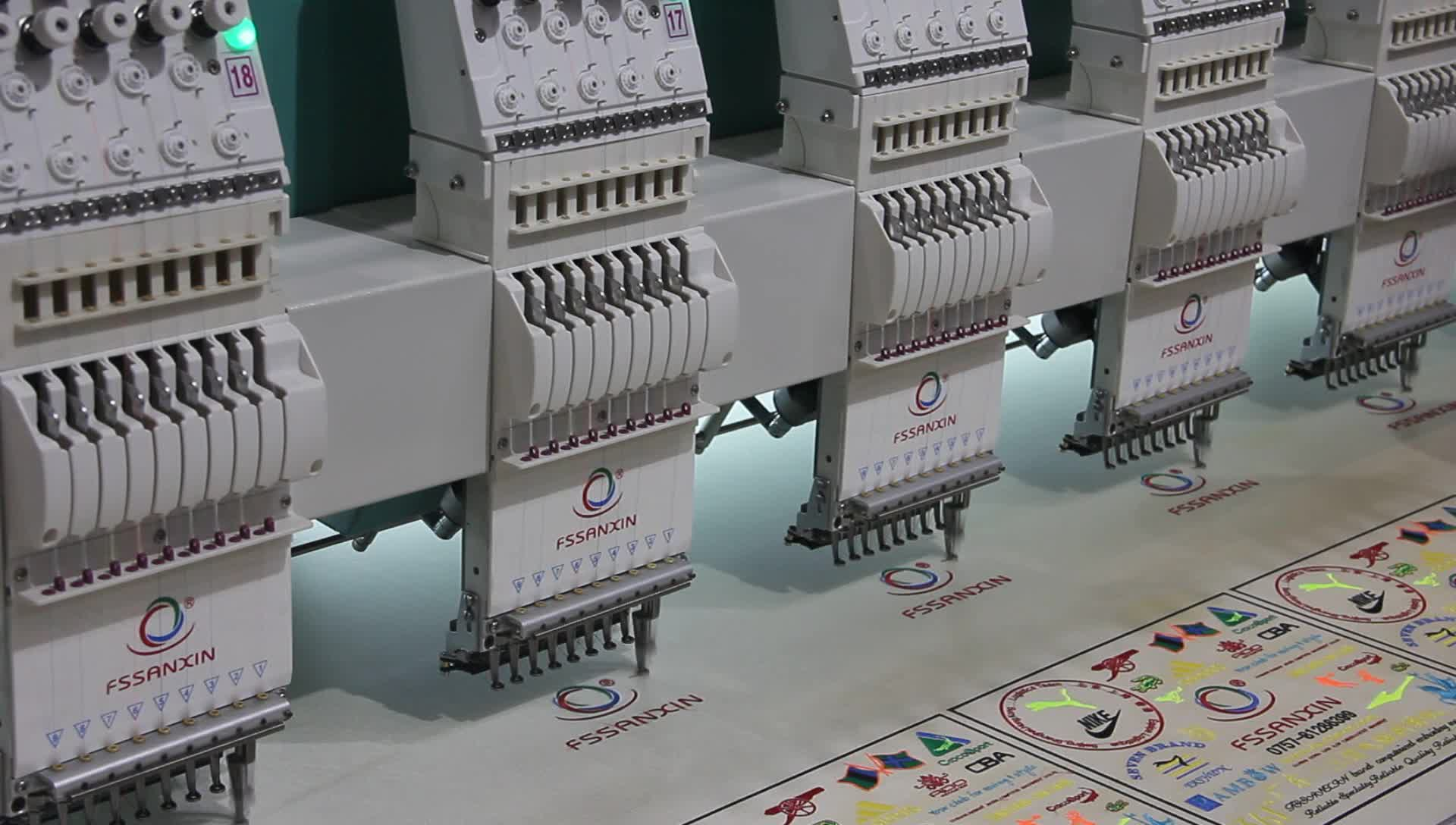 15 head computerized embroidery machine price