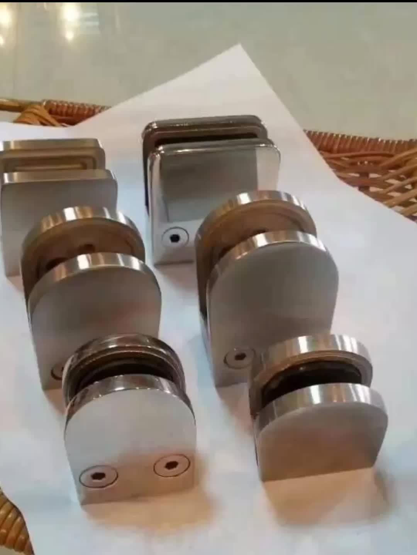 Аксессуары для перил из нержавеющей стали/фитинг для стеклянных перил/стеклянный зажим для лестницы балкона