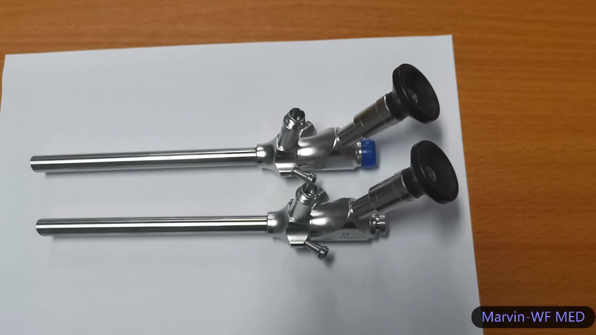 Medical Transforaminal endoscope/10 mm interlaminar spine endoscope
