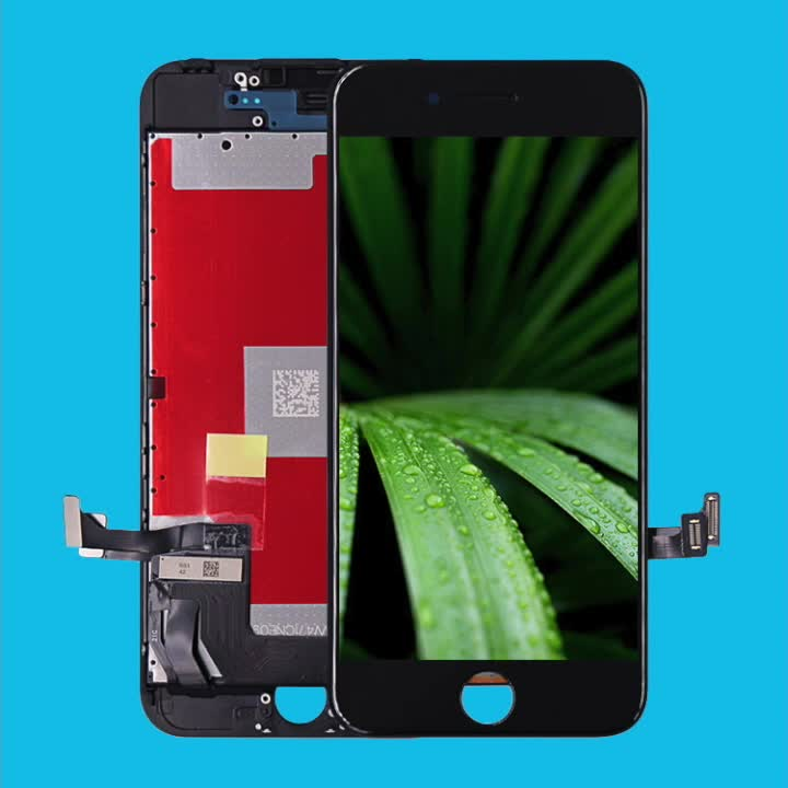 HQ ESR-Family Lcd Wholesale Apple Display Touch Screen Replacement Digitizer Assembly for Iphone 7 7g 7 Plus Lcd