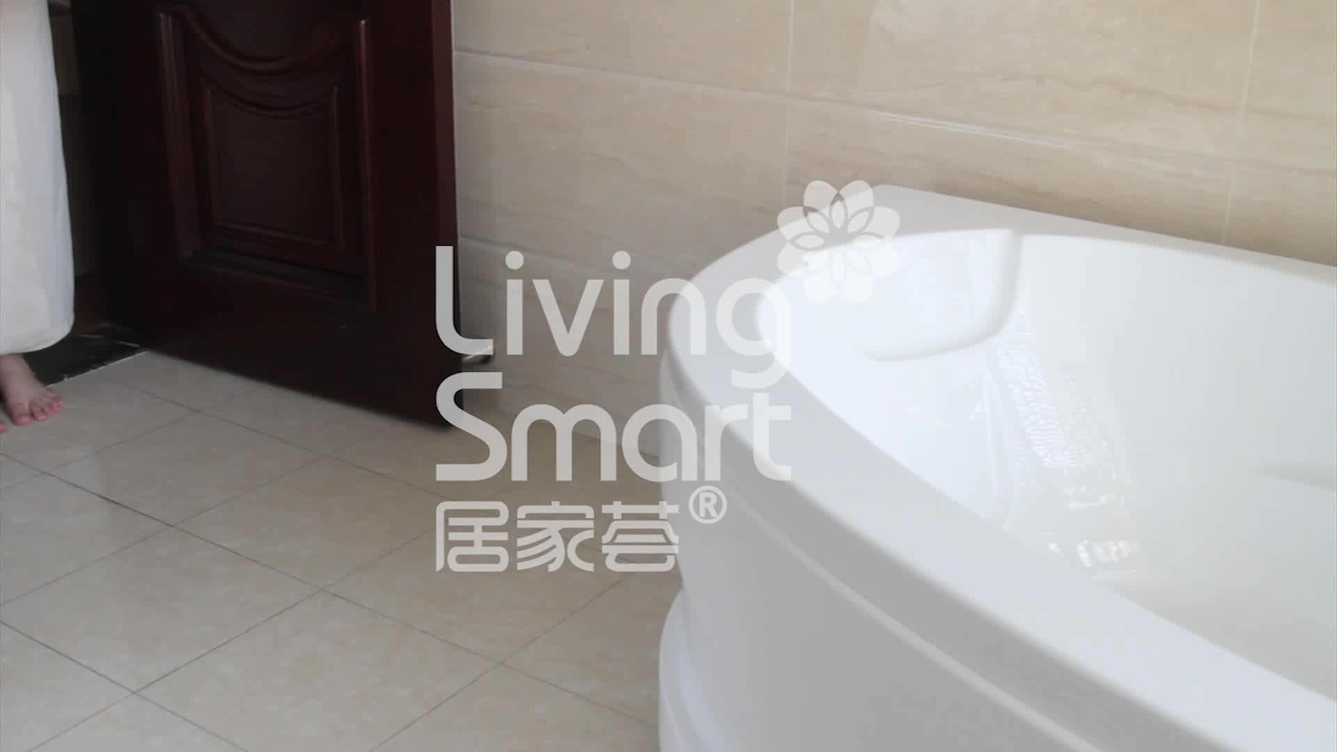 最高品質と防水ノンスリップ PVC とげバブルマッサージ吸引カップ bathmat