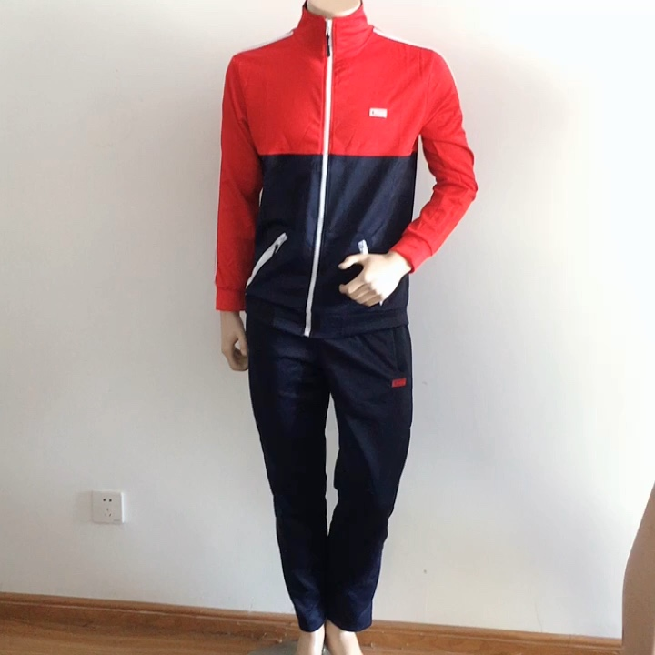 New Design Hot Selling Gym Sportswear Running jogging wear Training tracksuits
