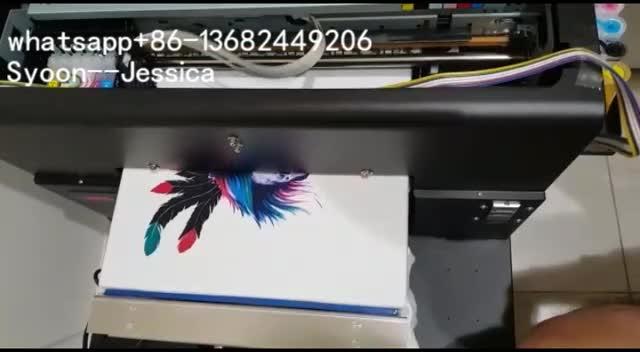 A3 Size DTG Printer T-Shirt Garment Printer direct to garment printer for sale