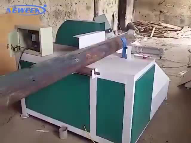 NEWEEK automatic woodworking circular saw wood log cutting machine