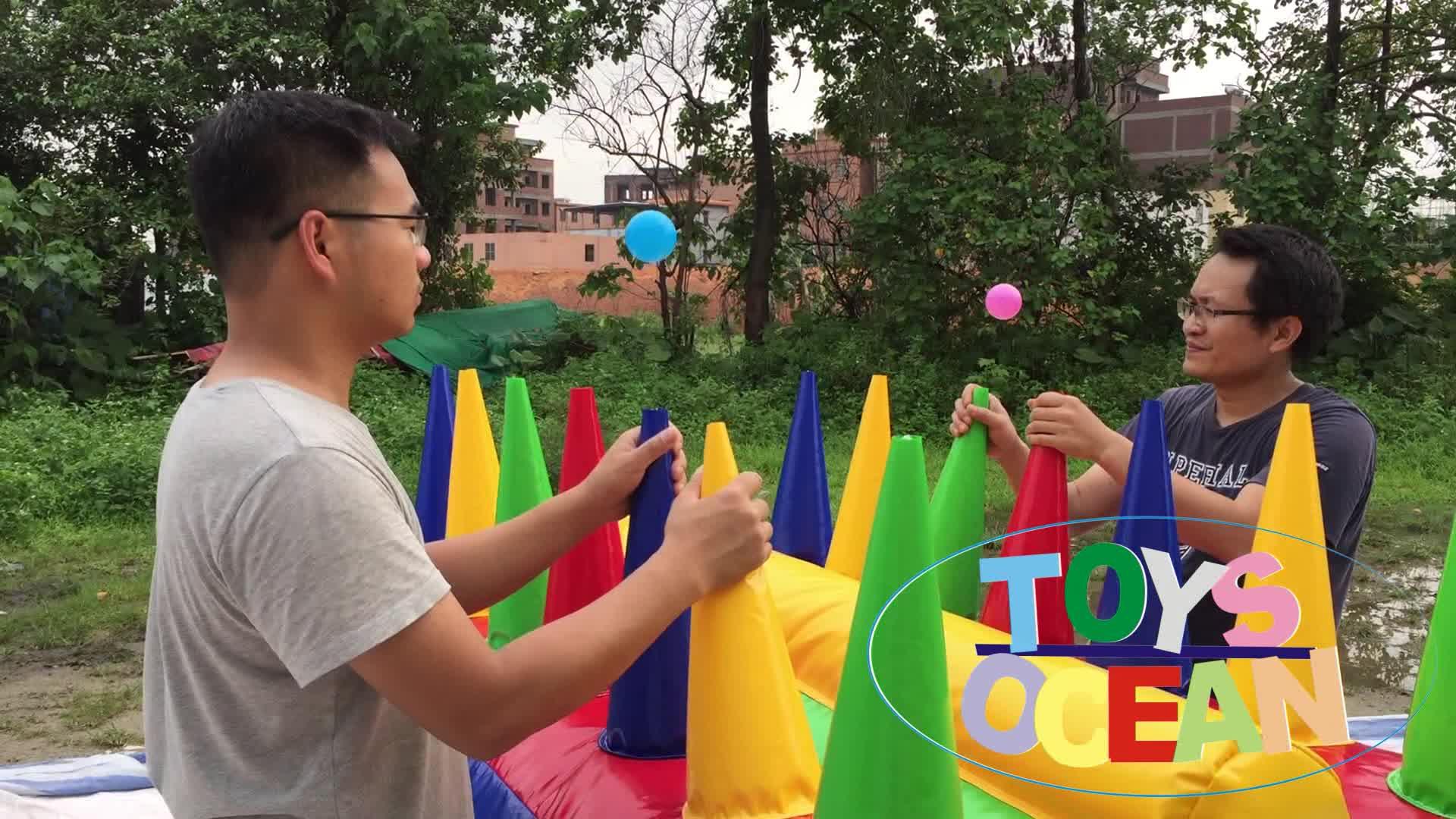 Lustige Baby Tisch Airball Spiel Aufblasbare Kartoffel Floating Ball Spiel