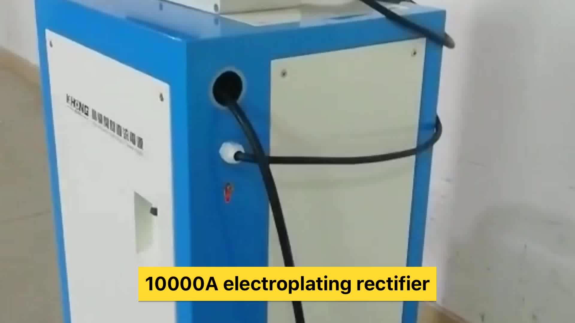 12 volt dc güç kaynağı 1000 amp doğrultucu