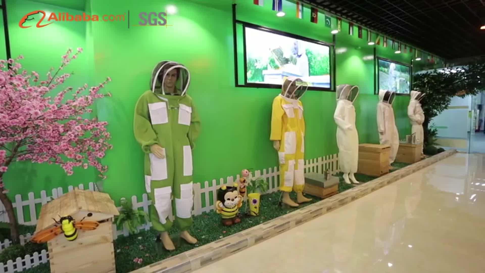 OEM Factory Price Langstroth Wooden Beekeeping Honey Bee Hive