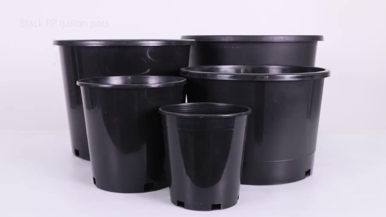 2/3/5/7/10/15/20/25 gallonen wachsenden hersteller kunststoff hydrokultur wachsen net topf