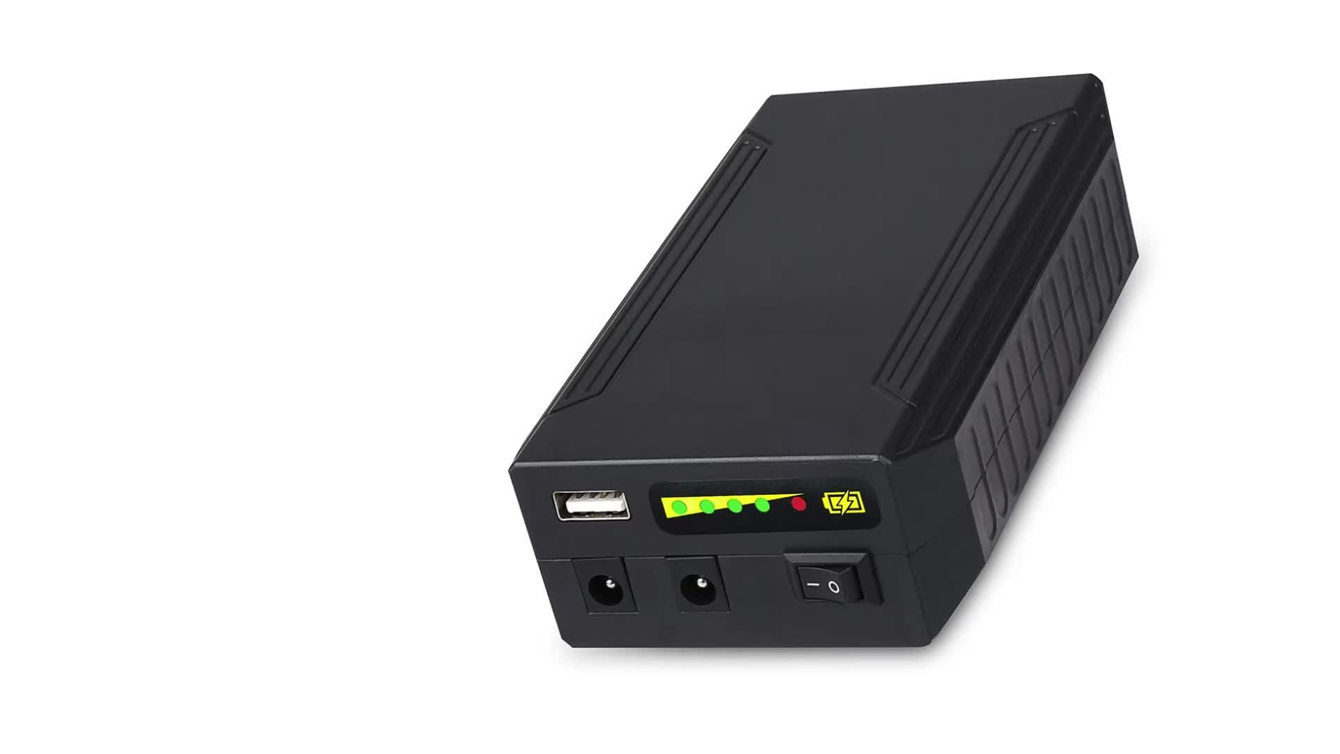 PB240A1 Isi Ulang 72W 18650 24V Li-ion Baterai Lithium Ion USB Baterai Isi Ulang
