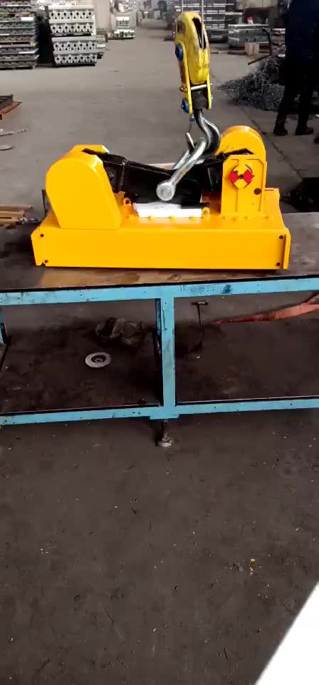 1000KG-5000KG Automatic Magnetic Lifter