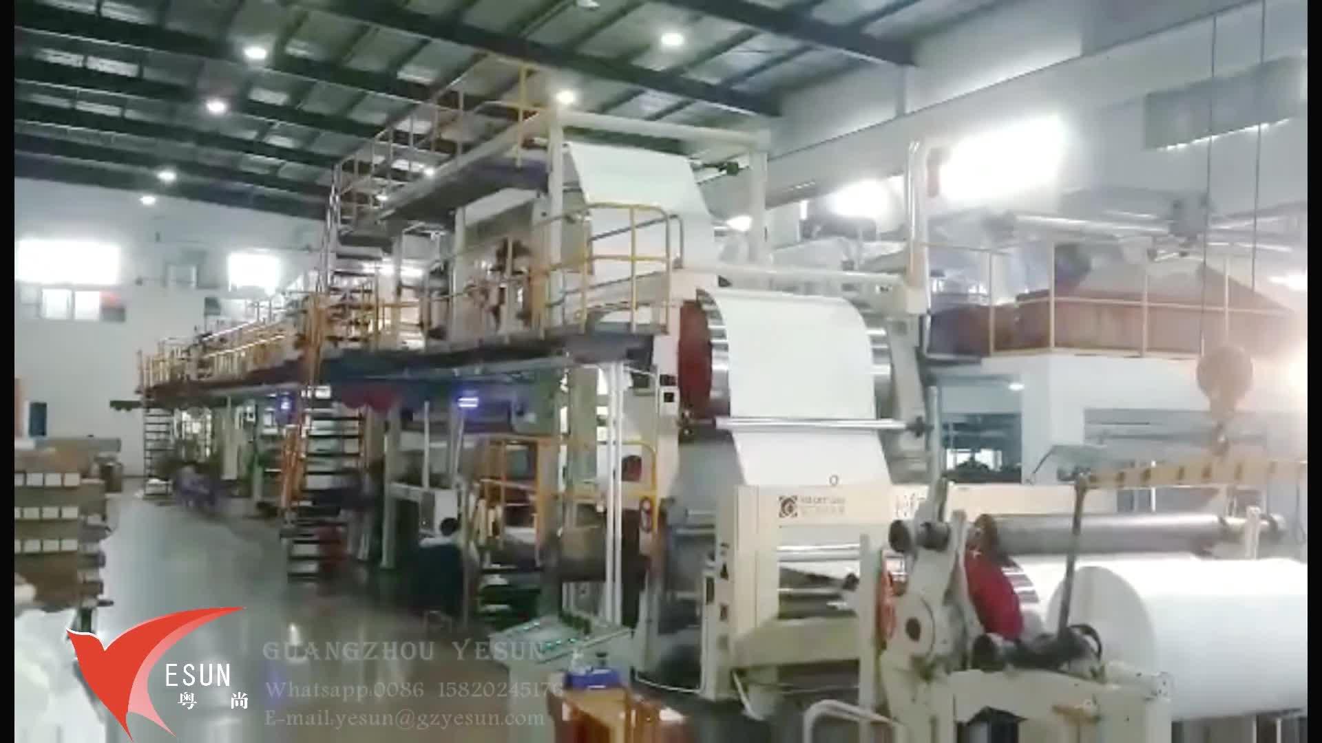 Aangepaste Roll Size Transfer Papier Inkjet Papier Goedkope Sublimatie Warmte-overdracht Papier