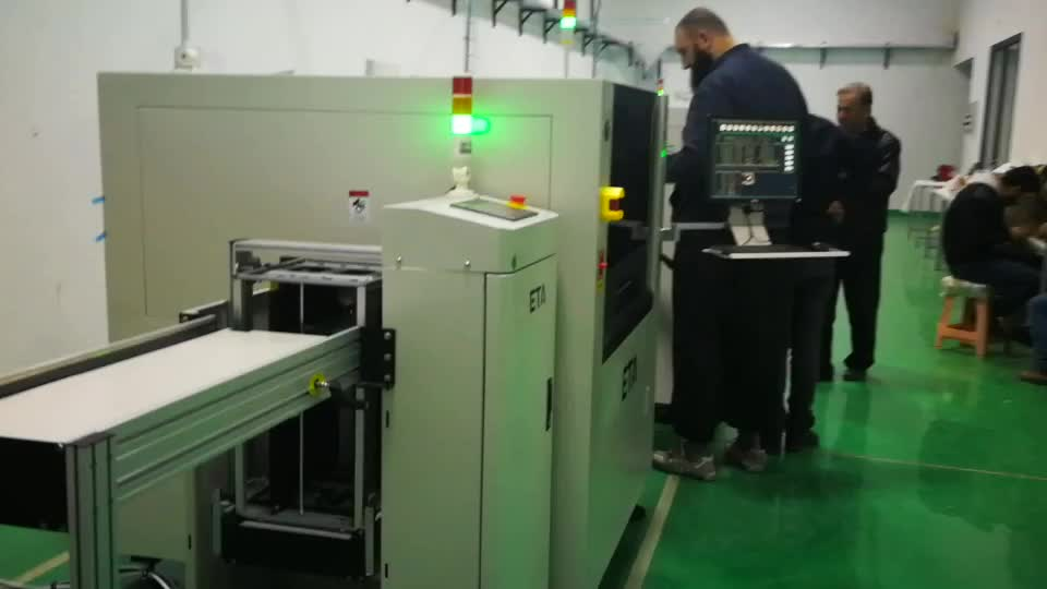 High Performance  SMT SMD Production Line Machine for LED Lamps