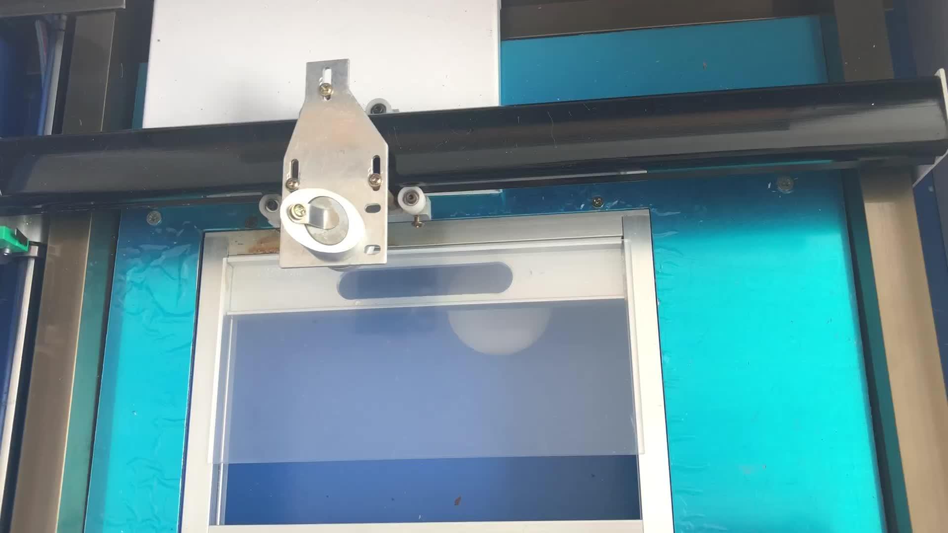 Mini Fabriek levering lasergraveermachines op metalen voor thuisgebruik
