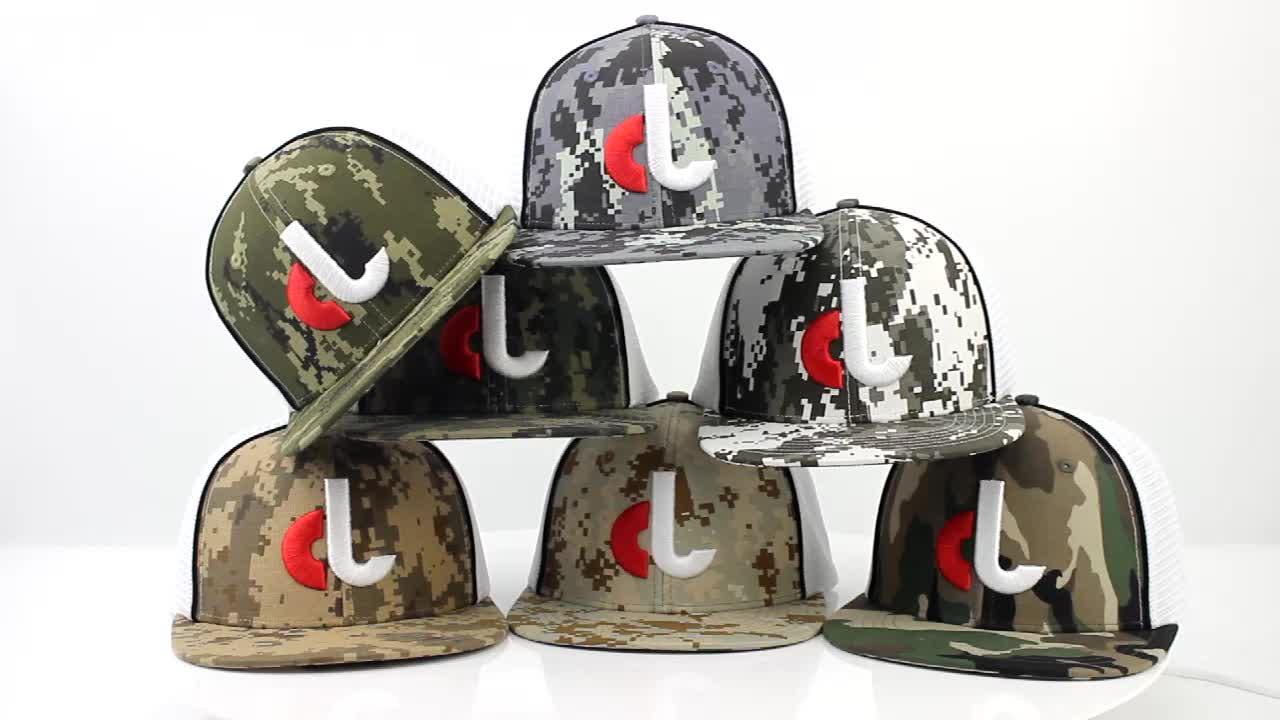 Wholesale Design Your Own Hiphop Men Custom Fit Dad Hat Snapback Hat