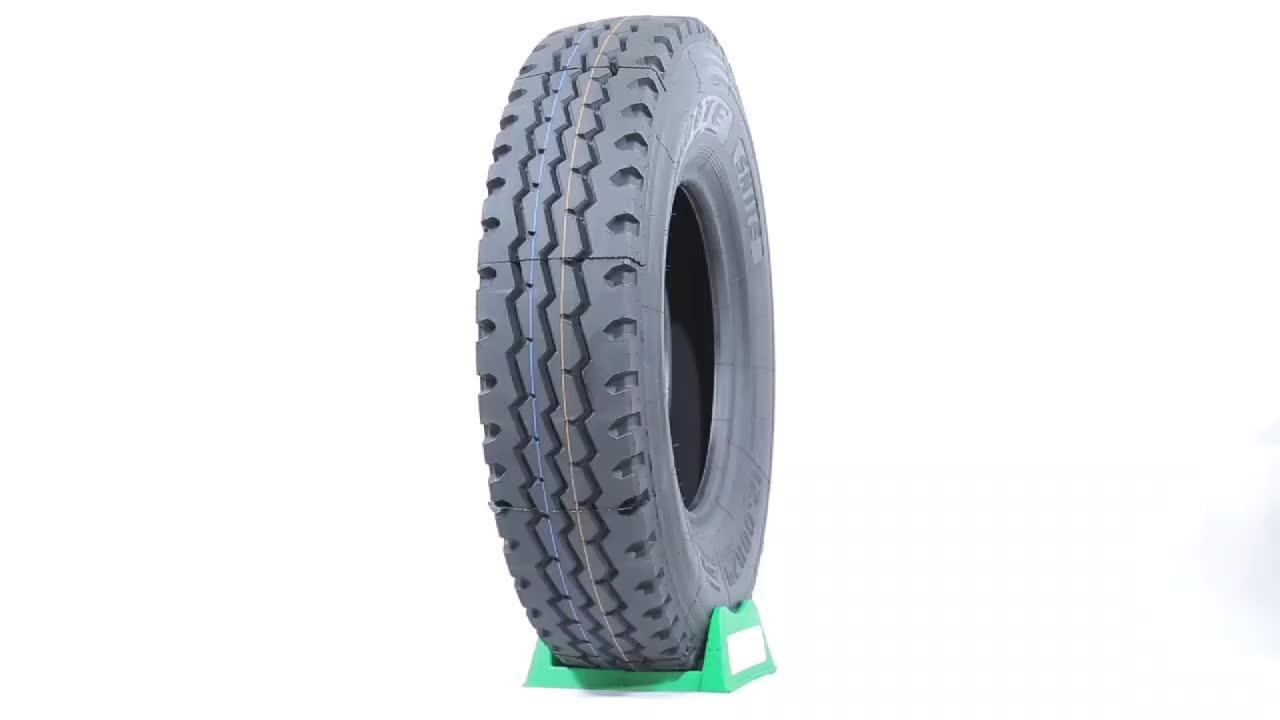 Long mileage China brand 315/80r22.5 wholesale semi truck tires