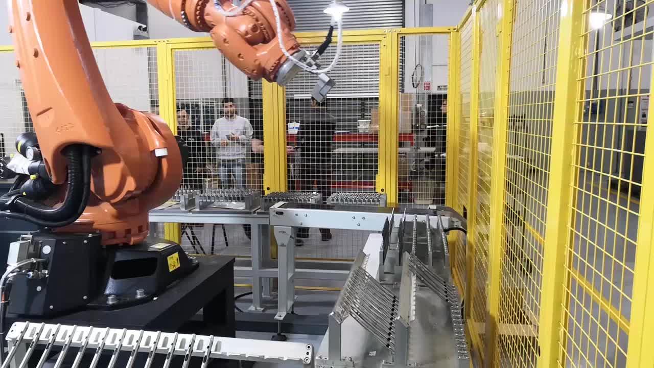 Di alta Precisione Industria Robot Sistema di Lucidatura