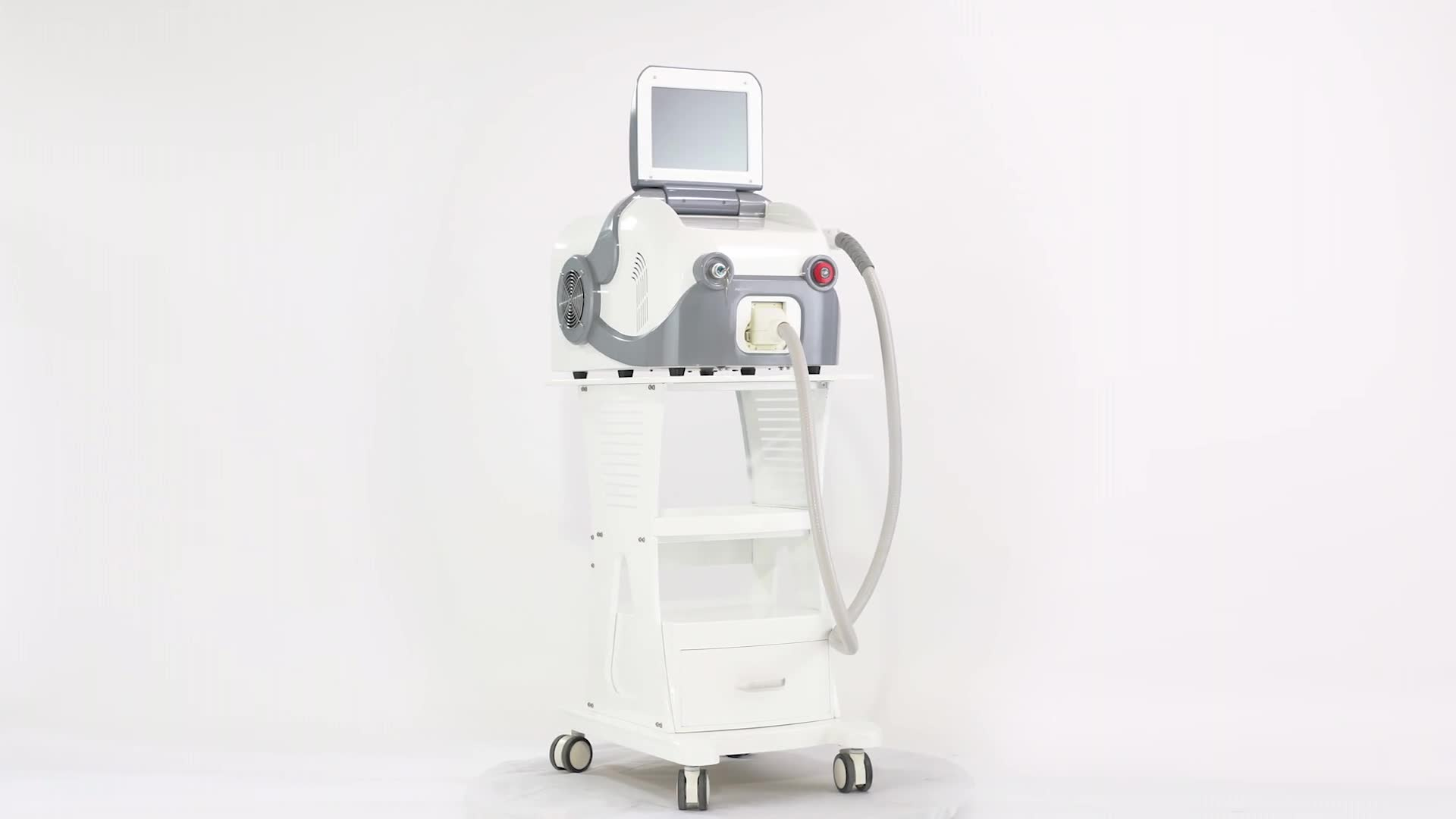 diode laser hair removal machine can do full body laser hair removal