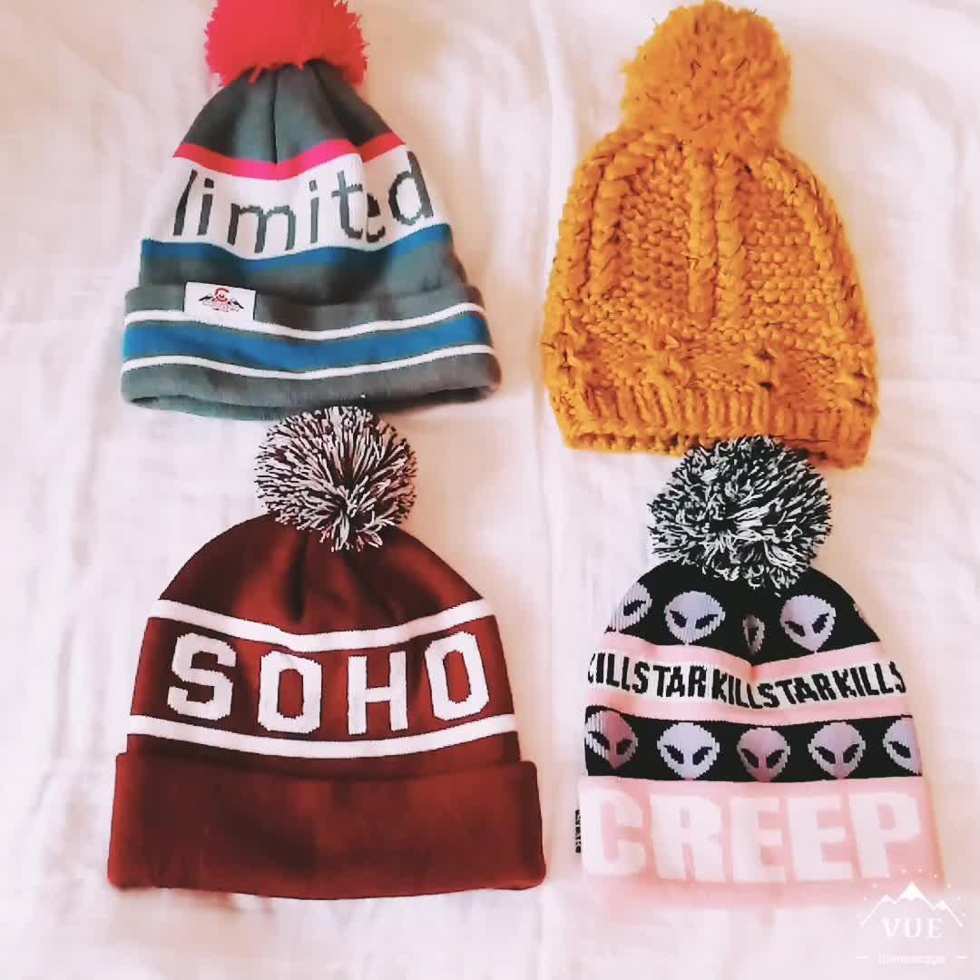 Ski Hat Funny Handmade Mens Knitting Women Knitted Winter Hats - Buy ... 2061804068f