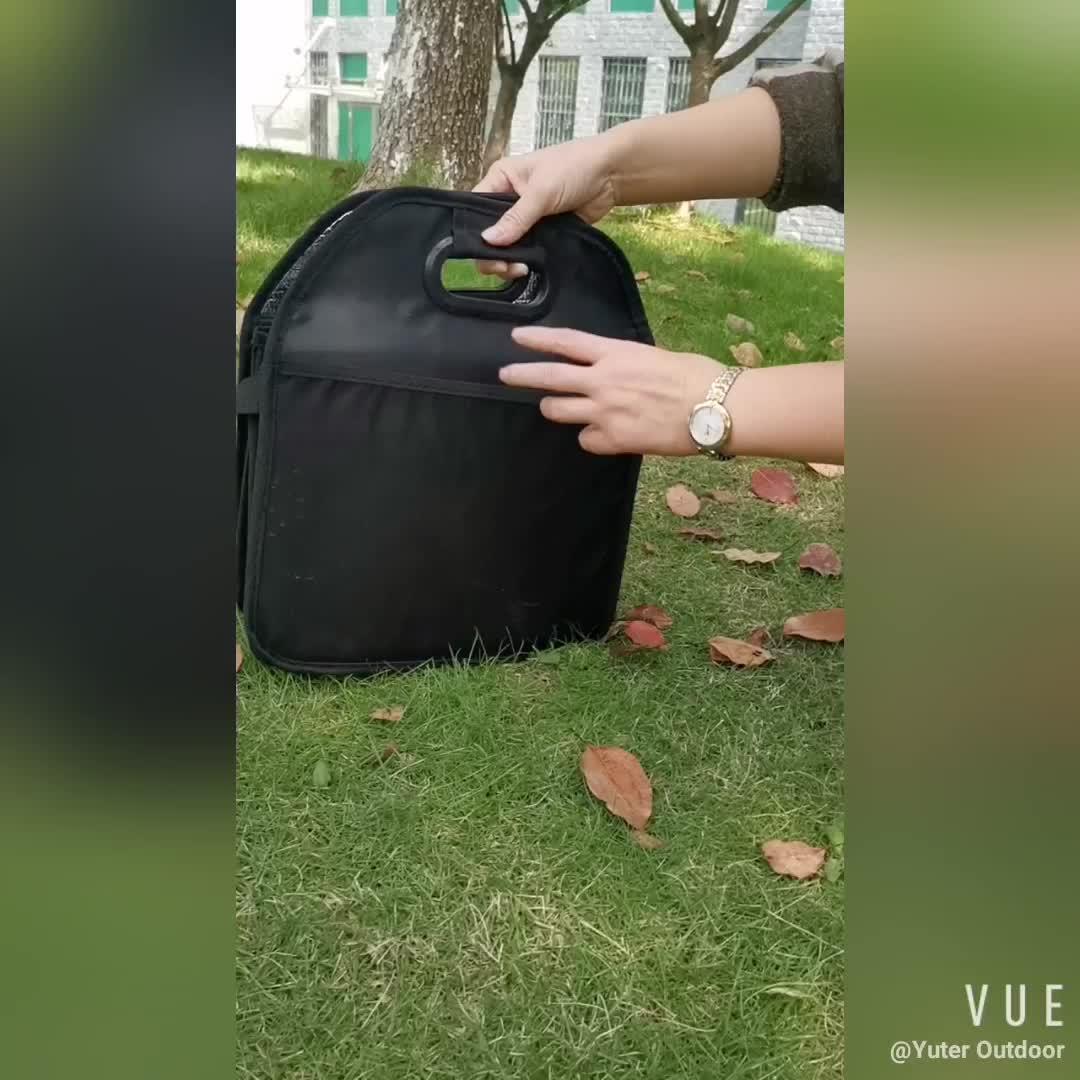 Pop Up Tragbare Faltbare Picknick Taschen Leichte Tasche Wasserdicht Dicht Kühltasche Für Reise
