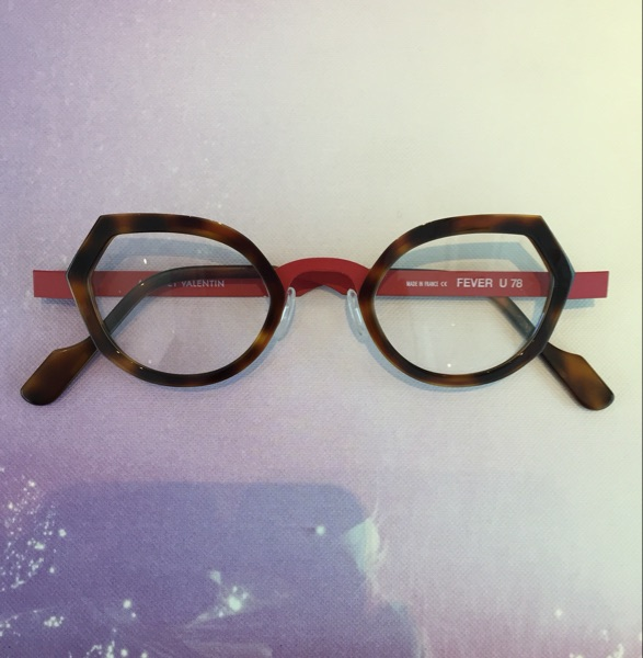 French Eyewear Brand Anne Et Valentin Fever Titanium Alloy Glasses Frame