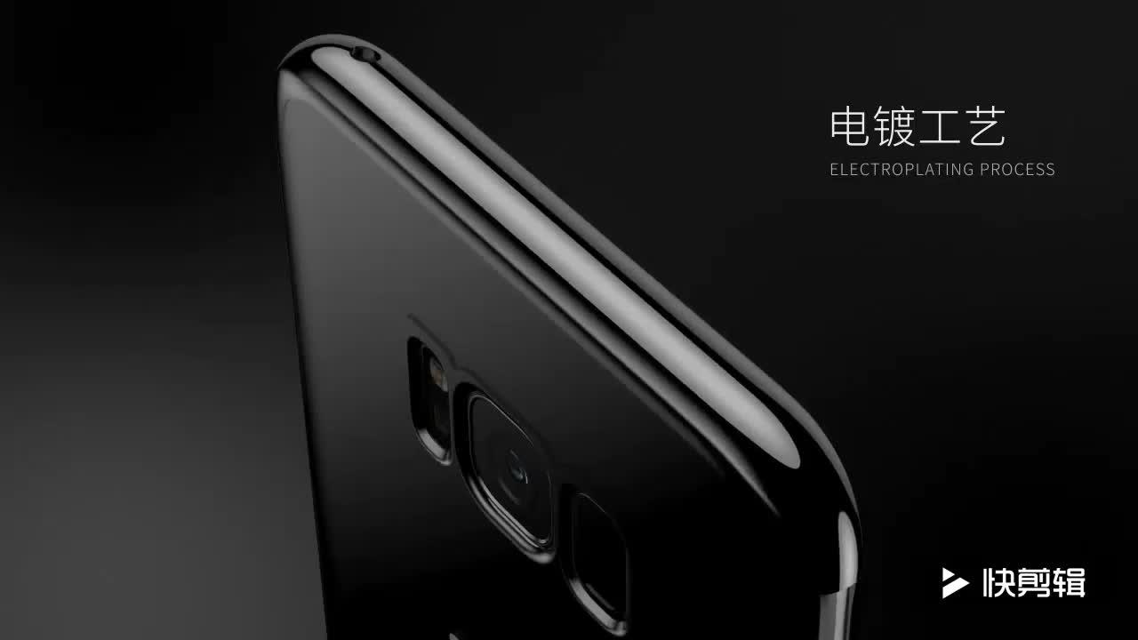 उच्च गुणवत्ता Electroplated साफ़ शीतल TPU मामले वापस कवर सैमसंग गैलेक्सी S9 चढ़ाना के लिए फोन के मामले
