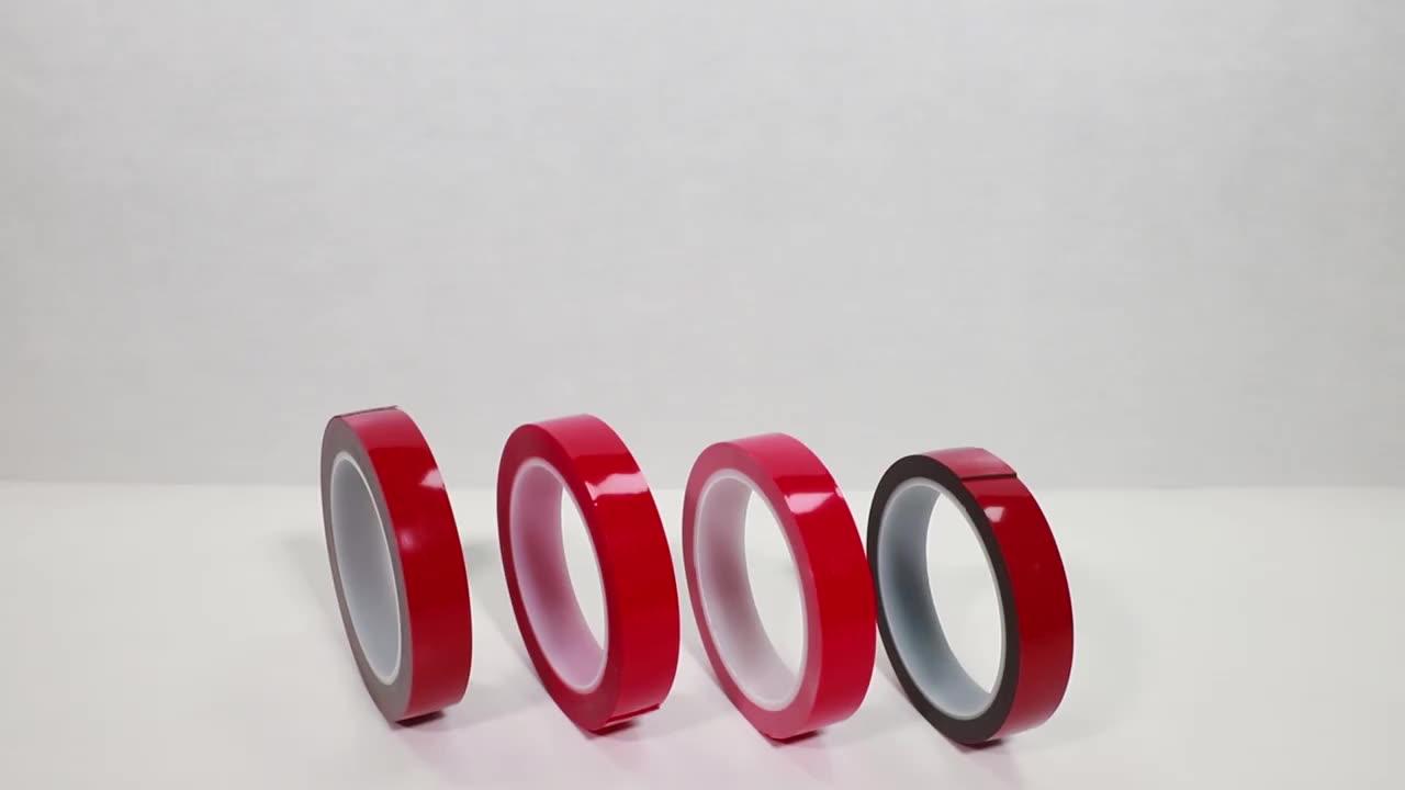 Acrylic Foam 3M 4914 VHB Adhesive Tape Bonding Stick LCD Screen Diglizer for Samsung and OTZ phones