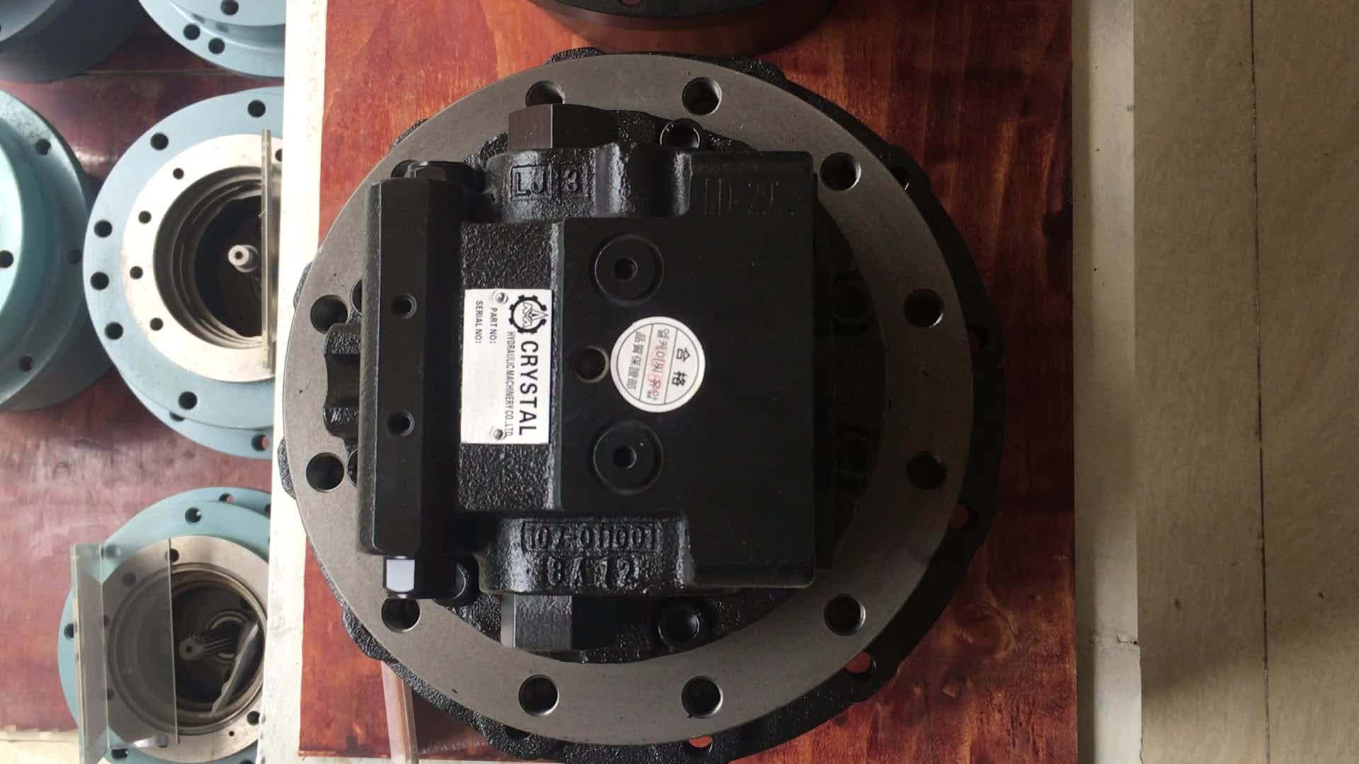 Excavator Travel Motor PC60-7 PC60-6 SK60-3 SK60-5 XG80 PC60-3 PC60-5 E70B SH60-1 SH60-2 GM09 Final Drive Assy