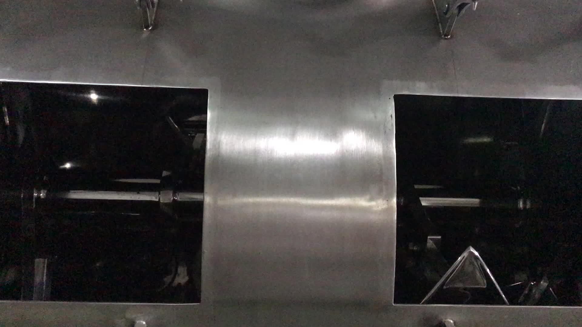 Industrial Plough Shear Mixer/Mixer Machine for Powder