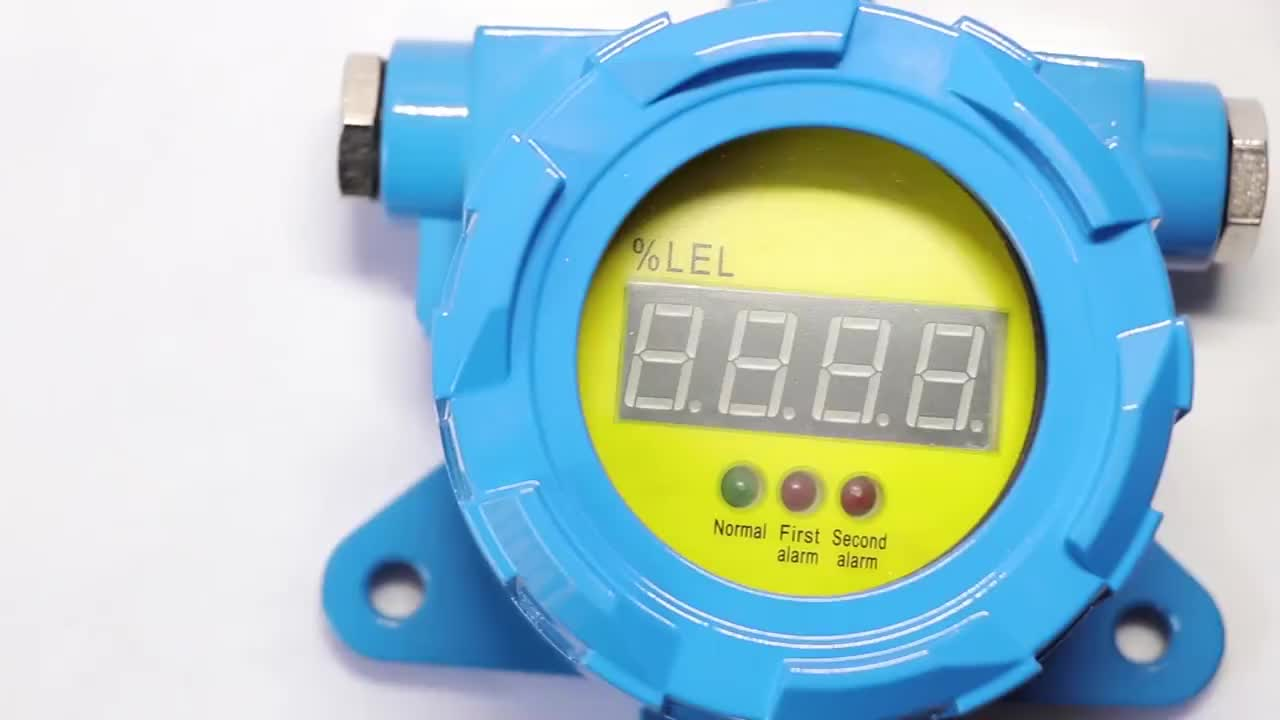 Professional wholesale high precision lpg detector and fixed gas detector
