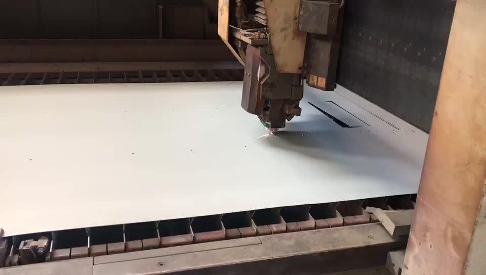 Aangepaste buigmachine handleiding plaatwerk cnc metalen onderdelen elektrische meterkast