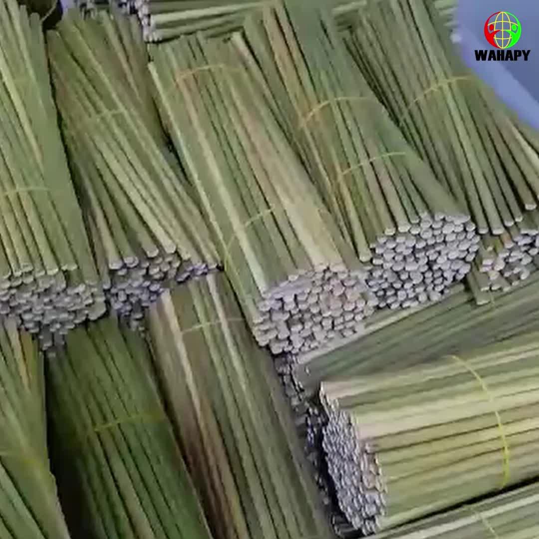 Atacado 100% Natural Organic Eco Friendly Descartável Beber Palhas Palhas de Capim-Biodegradável por Wahapy Vietnam
