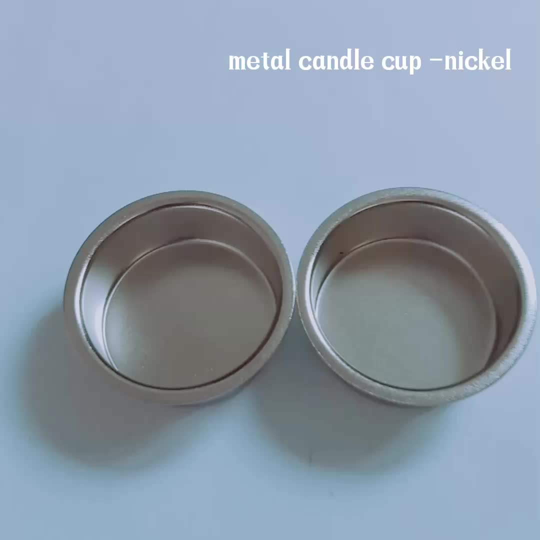 Top selling customized Different Colors small metal Candle Holders for Christmas