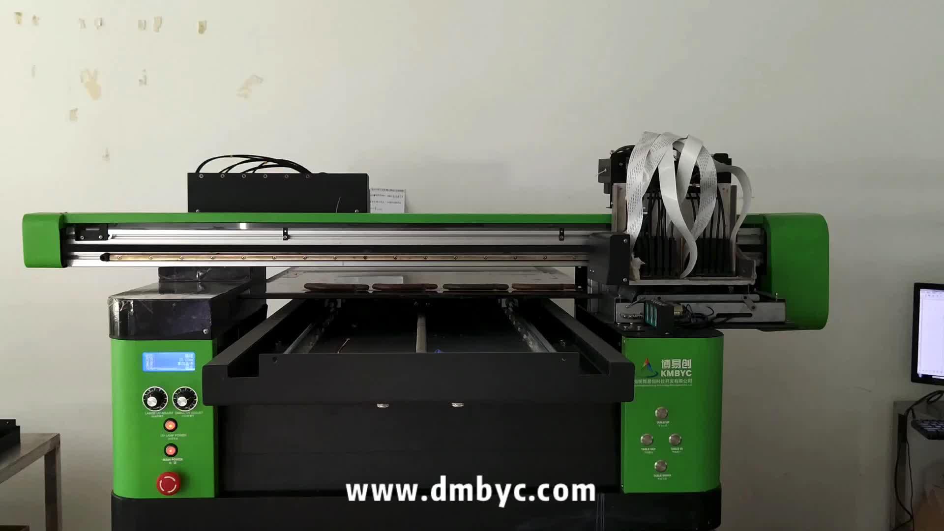 KMBYC Factory Price Plastic Challenger Digital  Diy A1 Printing Machine dtg printer
