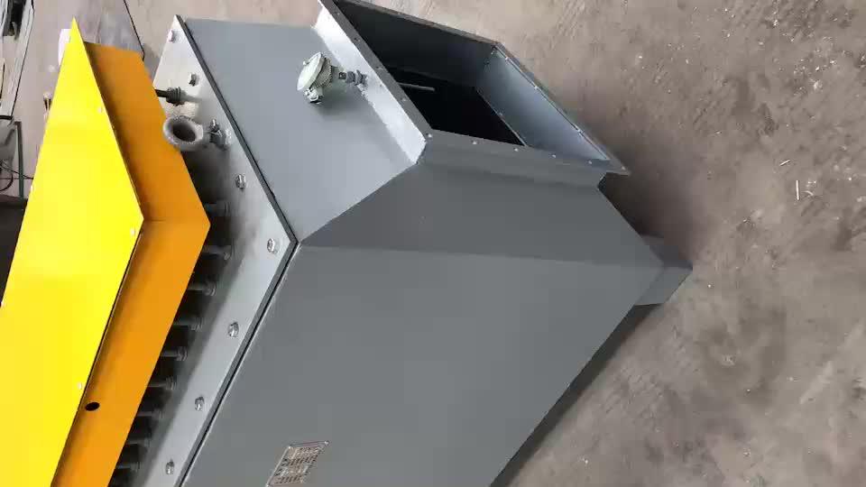 कृषि के लिए 10KW बिजली हवा वाहिनी हीटर बनाने वाला हीटर