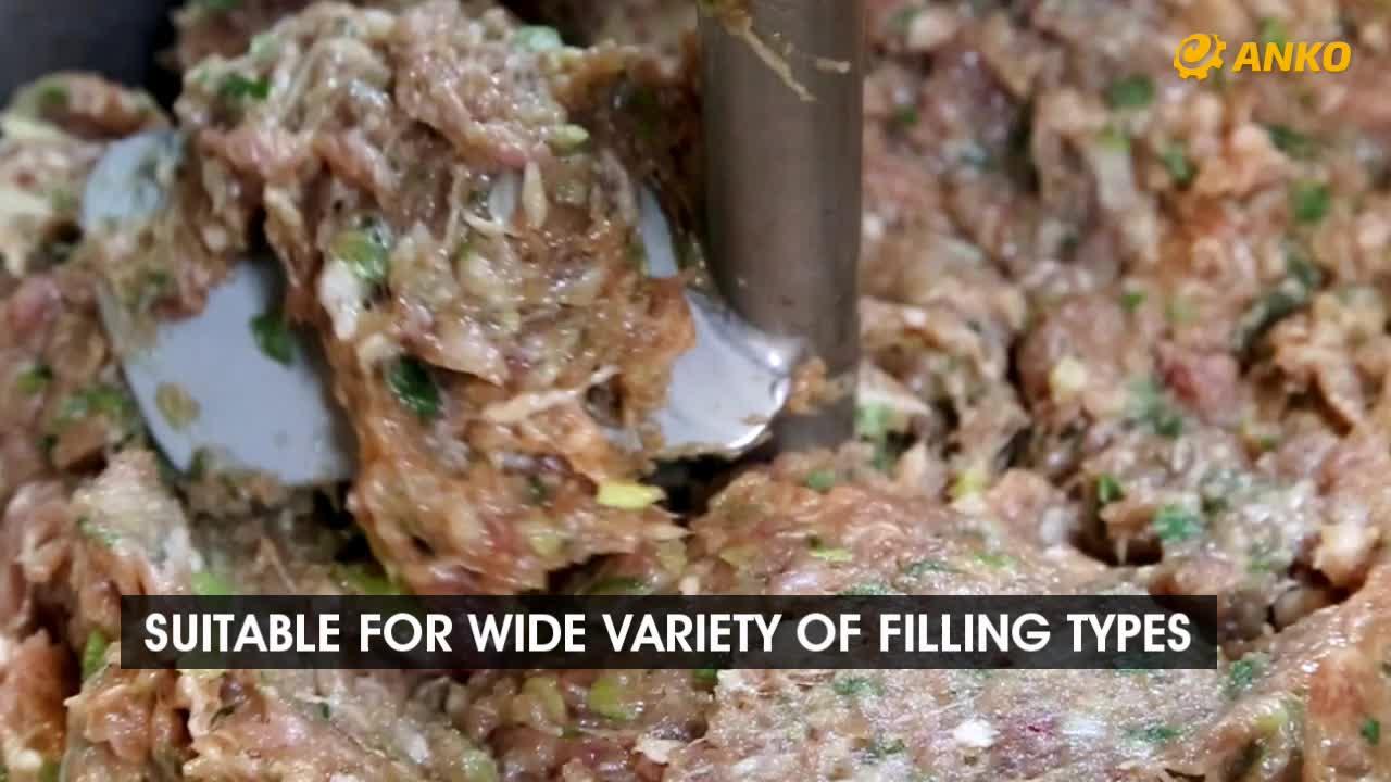 אנקו קטן אמצע מזרח Maamoul חטיף מזון עיבוד מכונת