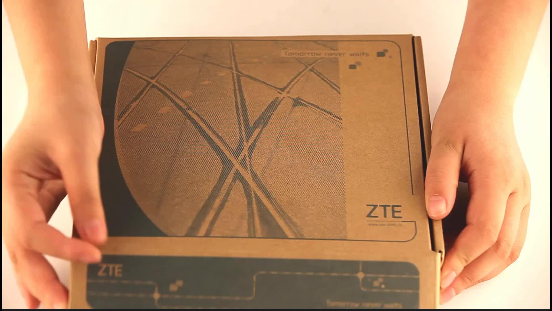 100% Asli Baru ZTE F660 V6.0 GPON ONU ONT dengan 1GE + 3FE + 1 Pot + Wifi Berlaku untuk FTTH Mode Terminal