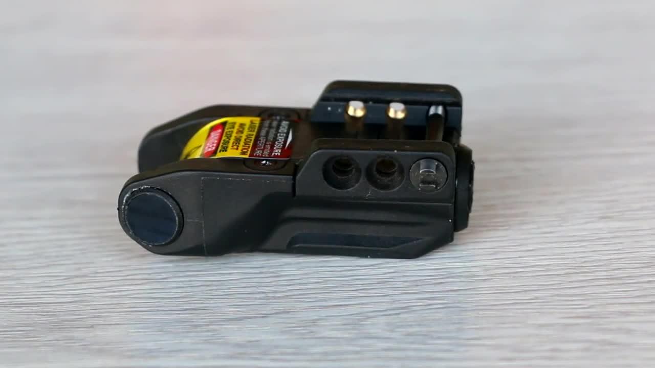 Laserspeed Cảm Biến Nhỏ Gọn Chuyển Đổi Súng Chiến Thuật Nhỏ Gọn Pistol Laser Sight