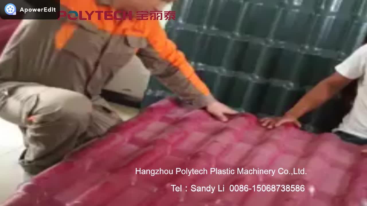 Asa — feuilles de toit en PVC synthétiques/ondulées, Machine légère, nouveau Design, 2020