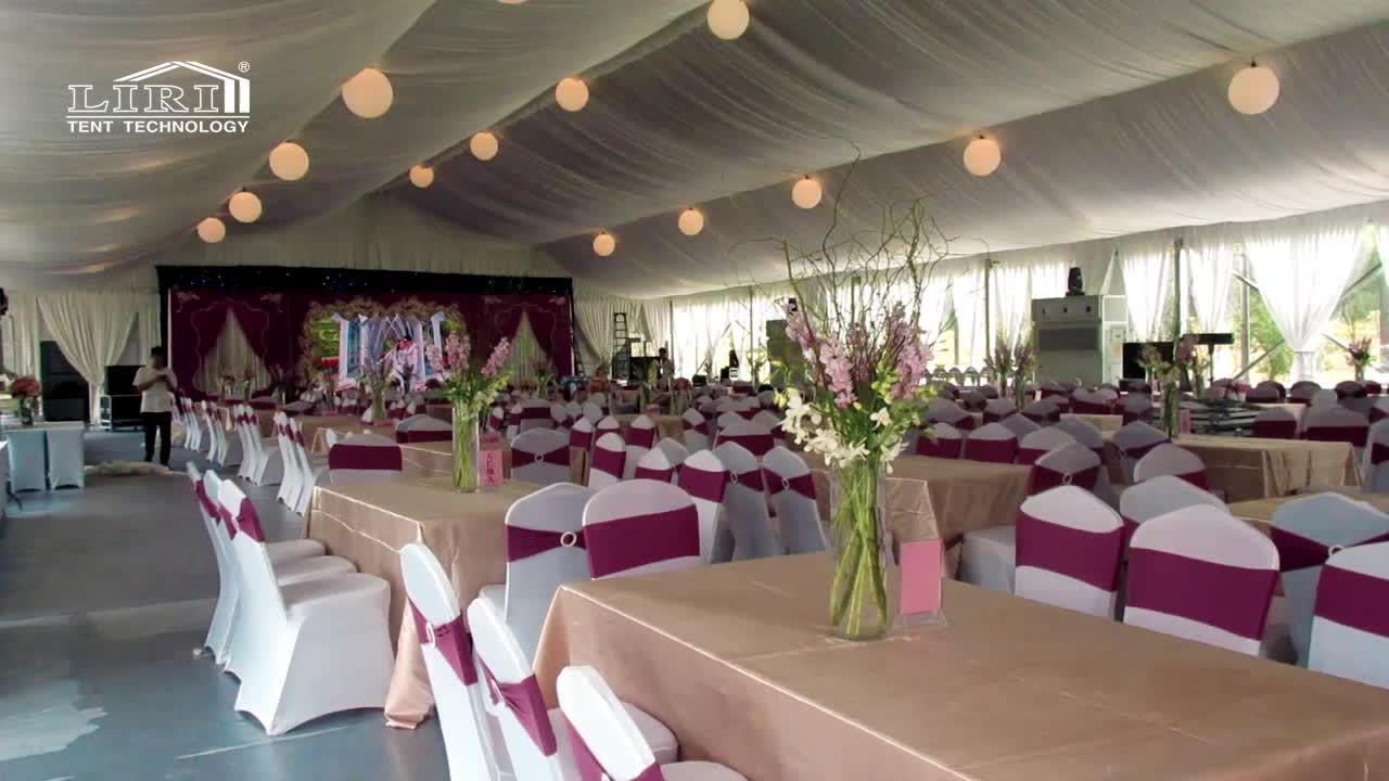 Wholesale Aluminium Company Large Marquee Wedding Party Tent for Sale