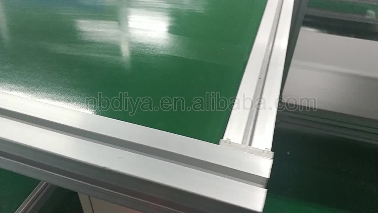 China t slot track 3030 industrial square extruded aluminum extrusion profile