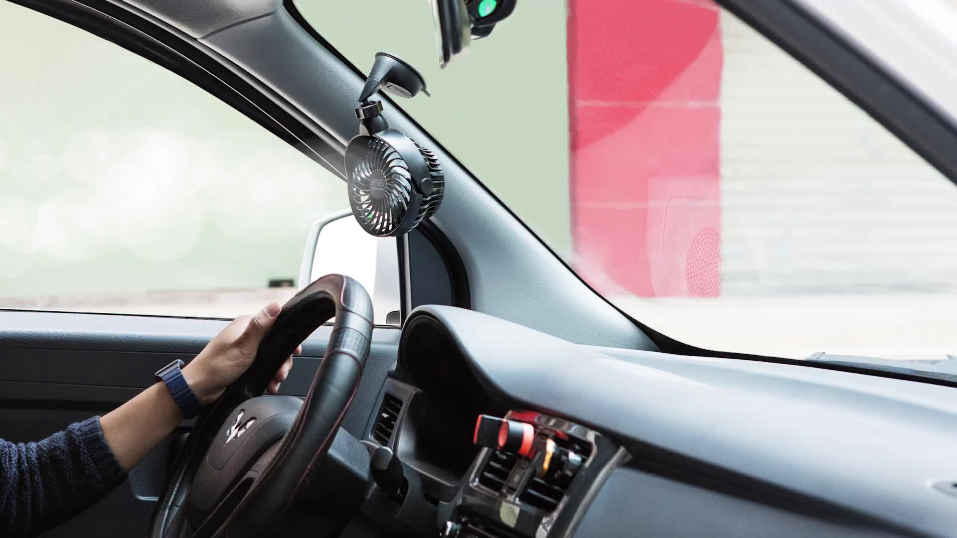 New Car Fan Mini Portable Air Conditioner For Cars - Buy Car Fan,Mini  Portable Air Conditioner,Mini Portable Air Conditioner For Cars Product on