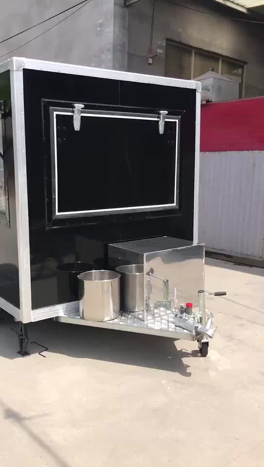 snack machine coffee cart sale shop fast food truck trailer for sale