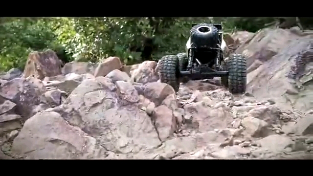Large remote control car High Speed Bigfoot rc Car 2.4g Radio Control Toys for Kids gift