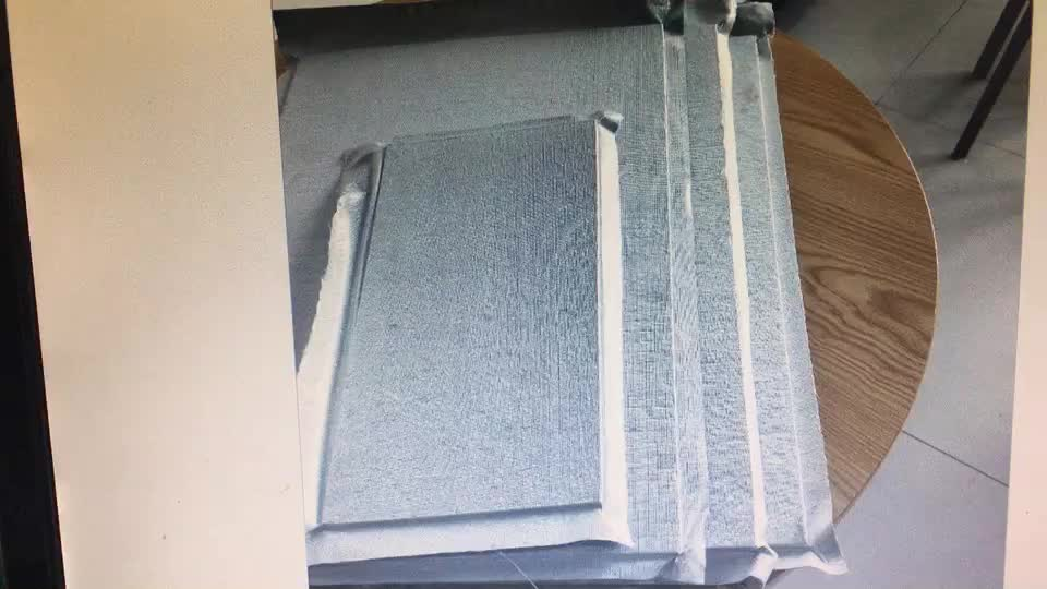 2018 Highly Efficient Roof Insulation Using Low Cost Vacuum Insulated Panel