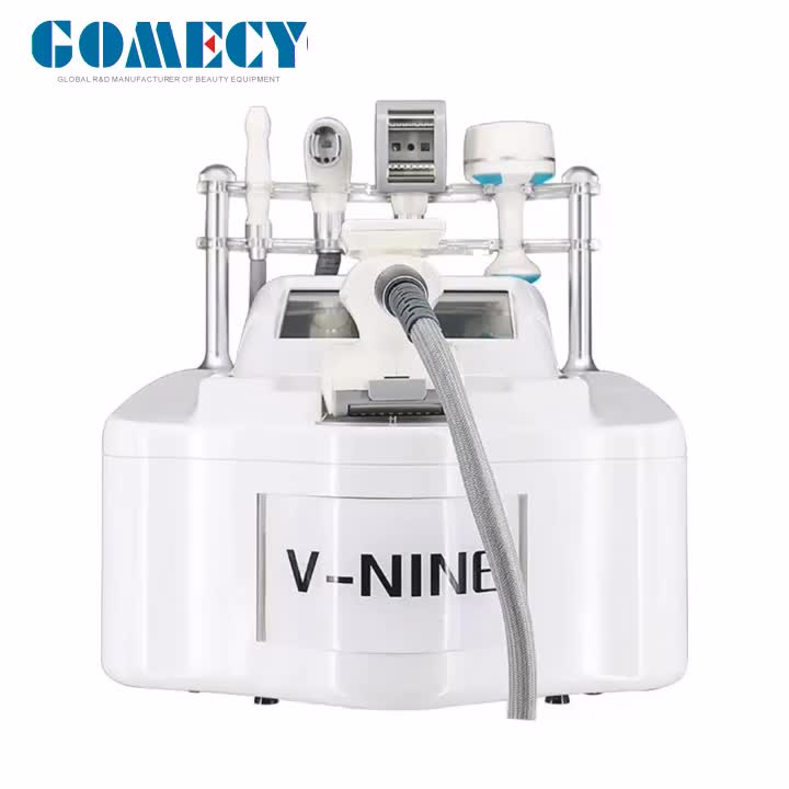 GOMECY TUV CE ISO certificated factory safety non invasive no pain body contouring equipment fat cellulite reduction
