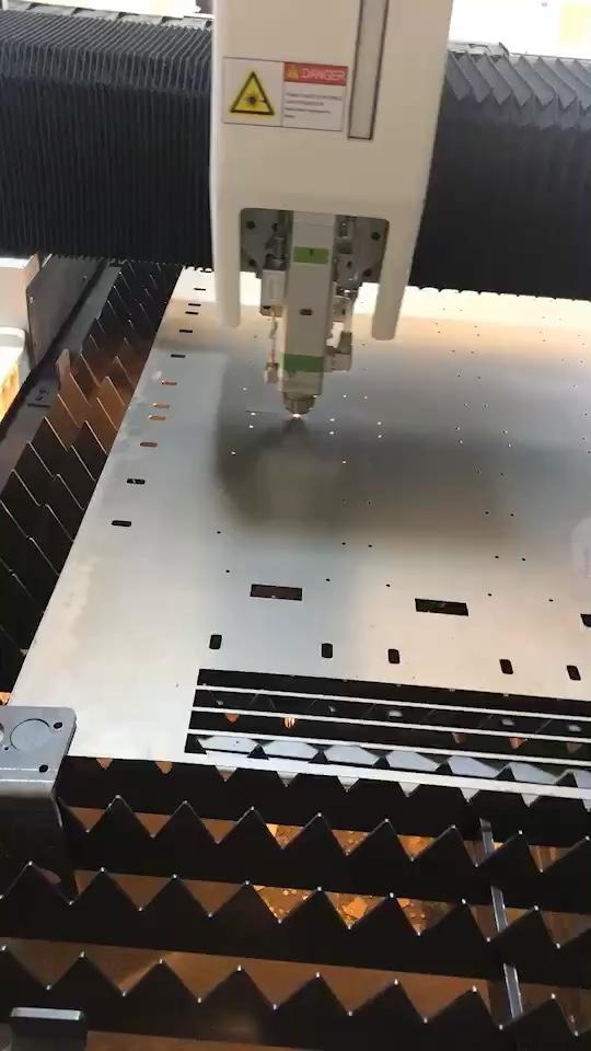 New design heavy duty cheap laser cutting machine for metal sheet